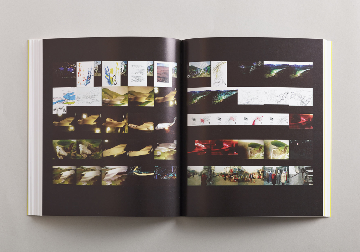 Consequence Book Series Spread 04
