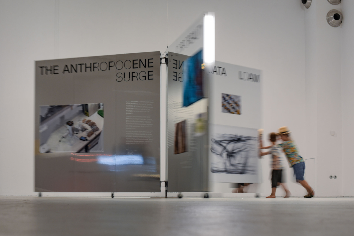 iCP Understanding Art And Research Exhibition View Vienna 05